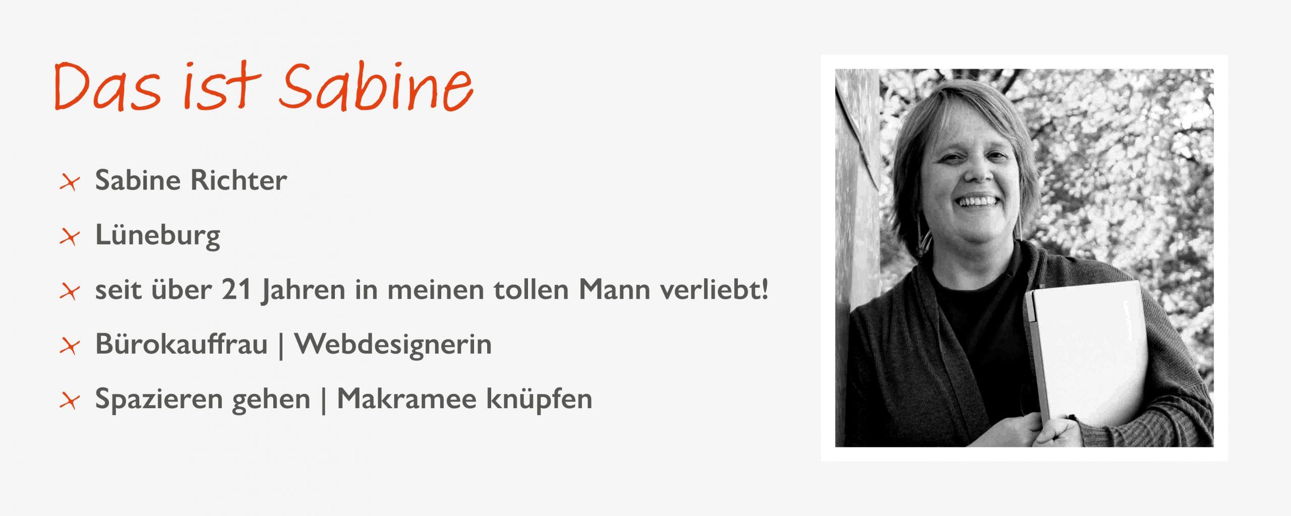 Steckbrief Sabine Richter