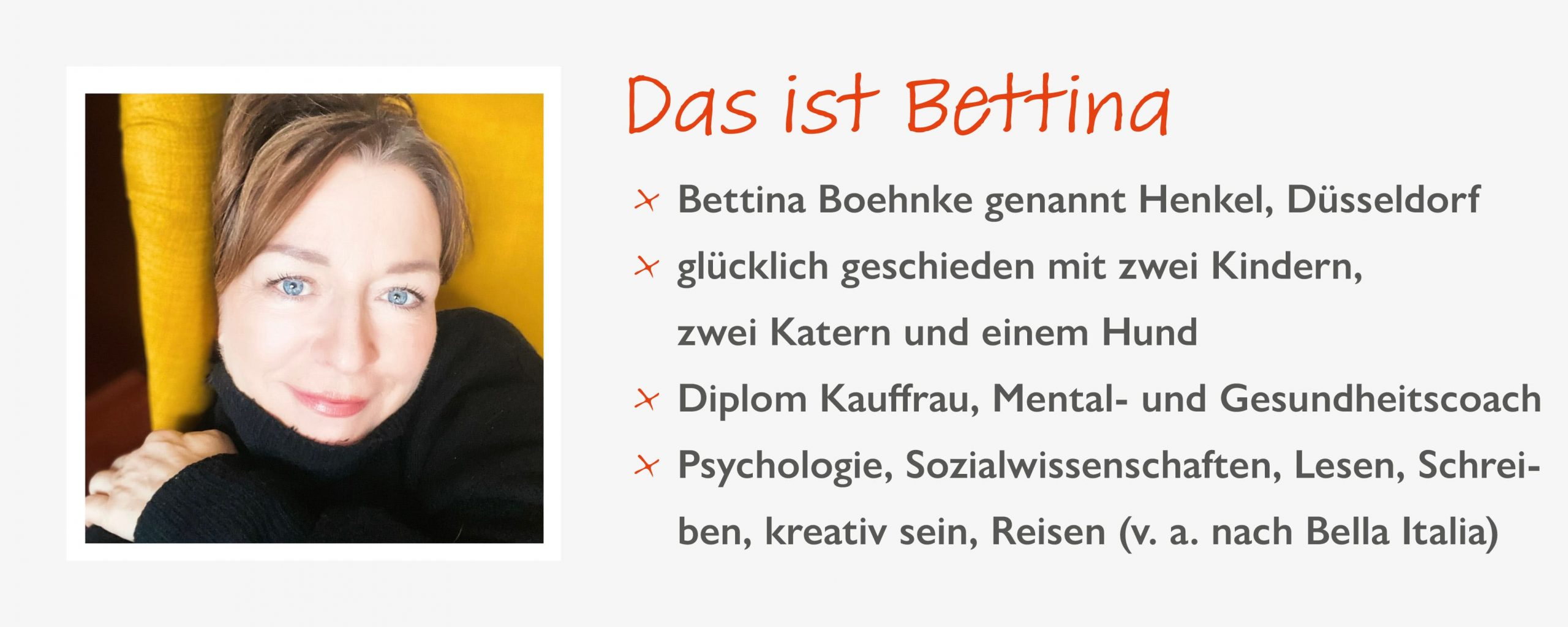 Steckbrief Bettine Boehnke, genannt Henkel