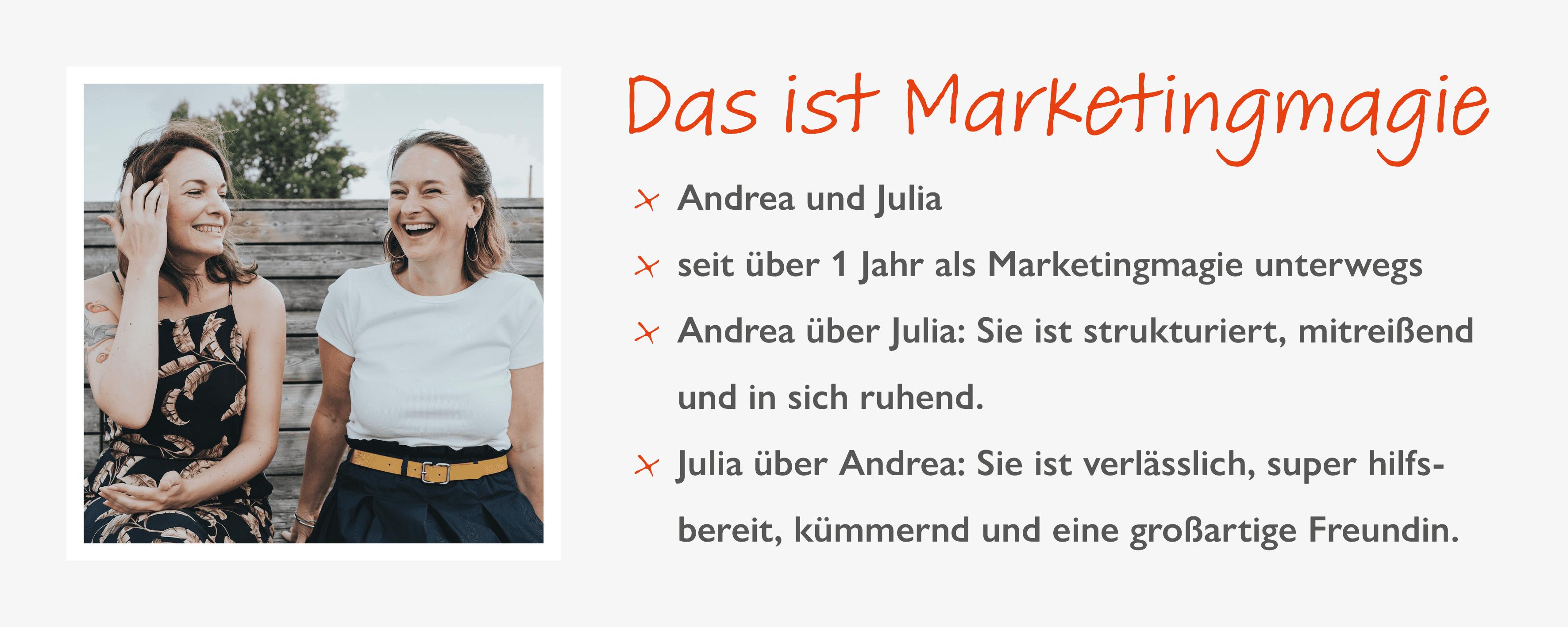 Steckbrief Marketingmagie