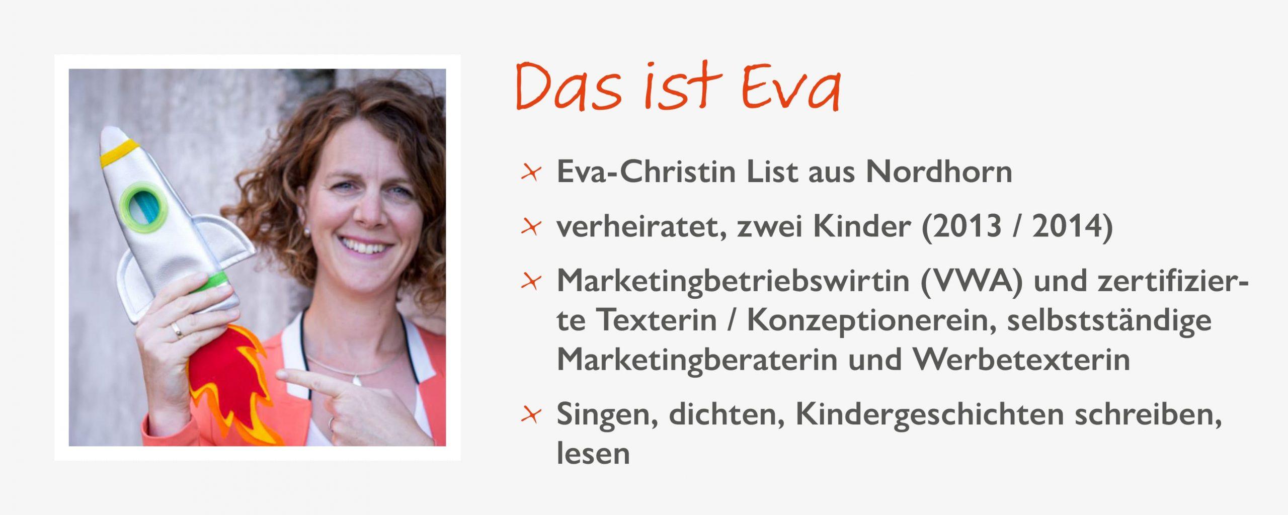 Eva List, marketing-Expertin & Funkenflug-Rakete