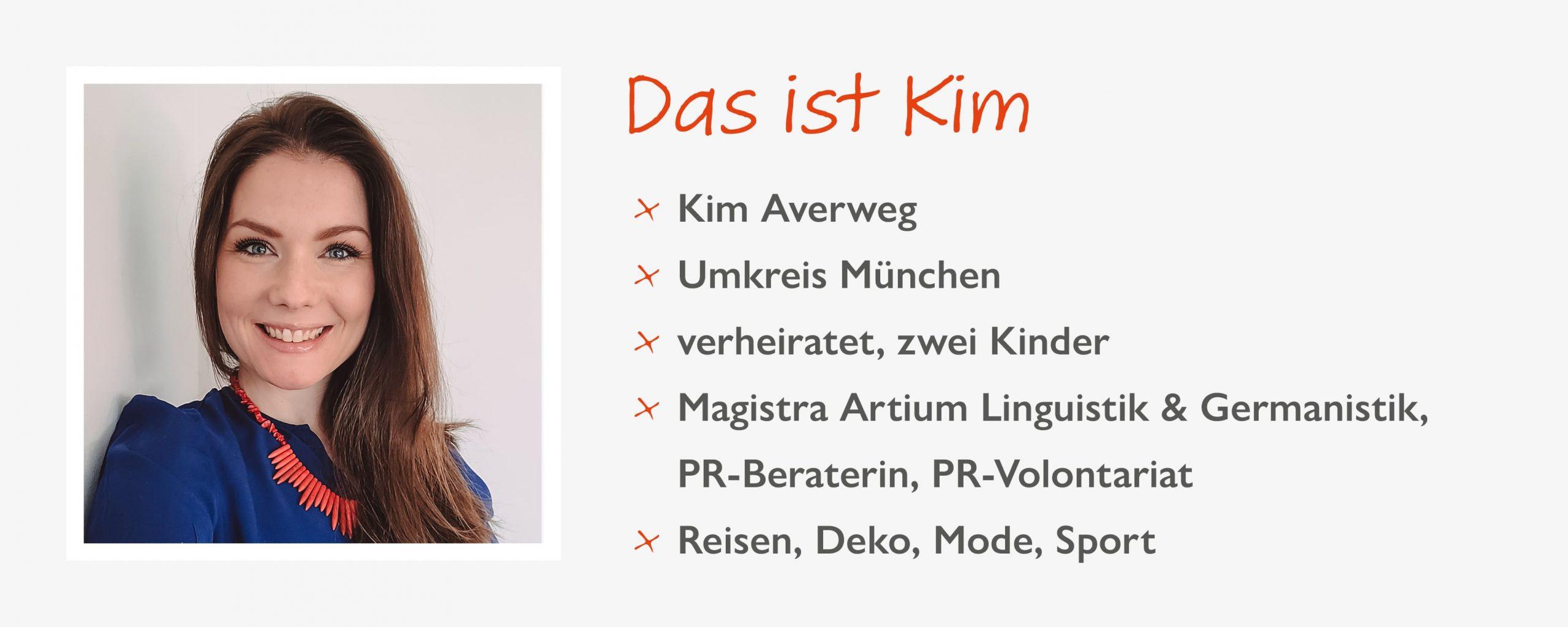 Steckbrief Kim Averweg, Voyage PR